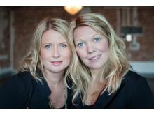 Lottis Sparrman (vänster), Anna Eklund (höger) - Happydress AB/House of Lola
