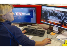 GV Reklame på Verdal utfører alt fra idé og design til ferdig produkt