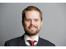 Simon Alm (SD), regionråd, Region Uppsala