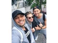 Niello, Robin, Carl