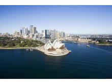 Australia er et av årets mest populære reisemål hos Singapore Airlines