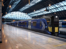 Hitachi Rail Europe AT200 train for Abellio's ScotRail franchise
