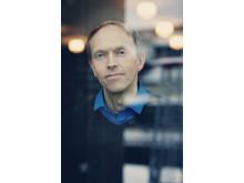Foto av forfattaren. Foto: Benedikte Skarvik