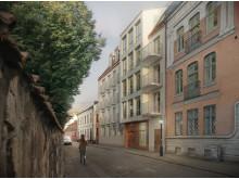 St Algatan - Kulturkvarteret Lund
