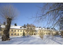 Hotel Skeppsholmen vinter