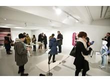 Smart Textiles utställning i Stockholm 2012
