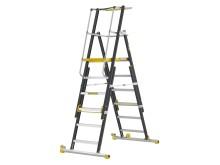 Wibe Ladders HAP höj- och sänkbar arbetsplattform