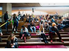 Mänskliga Rättighetsdagarna på Världskulturmuseet i Göteborg 2015