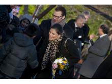 Kronprinsessparets besök i Järfälla, Kallhällsparken - Lek för alla