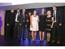 Right Stuff Right Bin campaign has won a Northern Marketing Award