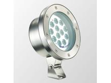 Fontänbelysning 4.0192 av rostfritt stål, IP68,
