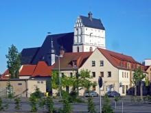 Blick auf die Stadtkirche Borna © Andreas Schmidt