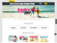 Solresor webb