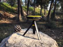 VUZE kamera, gul miljøbilde 1