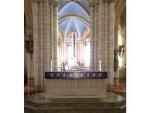Altarbrun i domkyrkan, Katarina Evans
