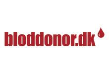 Bloddonor.dk med dråbe