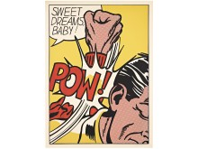 "ROY LICHTENSTEIN, ""Sweet Dreams Baby!"""