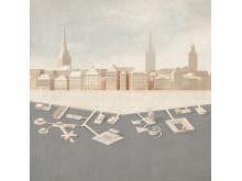 Arkitekturvisioner: Skeppsbron. Hermansson Hiller Lundberg