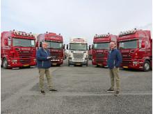 OT Transport sparer en kvart mio. kr. om året i diesel på ved at køre Ecolution
