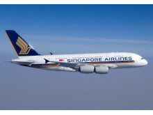 Singapore Airlines A-380