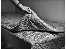 Sovrummet 1950-tal. Foto Ateljé Bellander, © Nordiska museet.