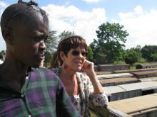 Ingela Lind medverkar i utställningen Vem är staden? Möten med Nairobi och Stockholm