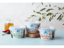 Salakis Matlagningsyoghurt i ny unik miljövänlig förpackning – 60 procent mindre plast