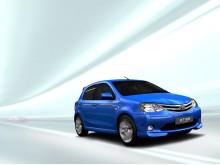 Toyota presenterar konceptmodell för indiska marknaden