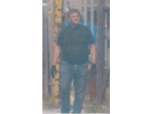 Op Fuzzy - Surveillance photo of Peele in Sandbach