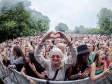 Cezinando på Mablisfestivalen 2018