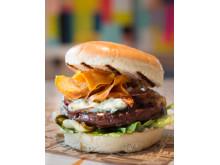 Juicy Vegan Burger-2