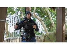 AirScouter-virtuaalilasit videokuvaajan työssä
