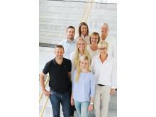 Projektteamet för Elmias Produktionsmässor
