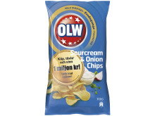 Sour Cream & onion miljon