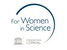 for women in science logo