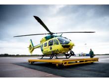 Landstinget Dalarnas ambulanshelikopter
