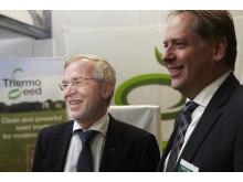 Bengt-Olov Gunnarson och Johan Andersson