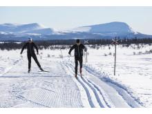 122 km längdskidspår