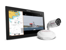 High res image - Raymarine - Axiom XL AR200 - CAM210