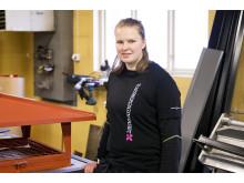 Vilma Eriksson, Torsbergsgymnasiet, Bollnäs (Alfta)