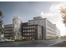 Gamlestadsvägen 18, Göteborg - visionsbild