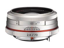 Pentax HD DA 70mm silver