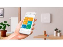 tado° V3+ Smart Thermostats