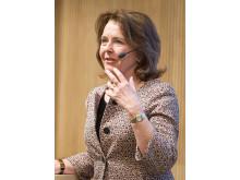 Eva Wigren, chef för industriell utveckling, Teknikföretagen. Foto: Anders Löwdin