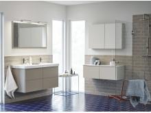 Mezzo - badrum med rumskänsla