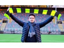 Umeå IK:s nya tränare heter Robert Bergström