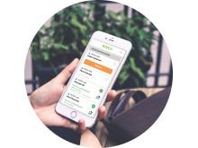 Kivra lanserar en gratis signeringstjänst där avtal mm. signeras med Mobilt BankID