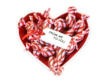 Sagaform - Sweetheart skål med godis