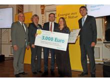 Bürgerenergiepreis Oberpfalz 2015: Naturmobil