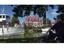 Göta Hotell + passagerarbåt